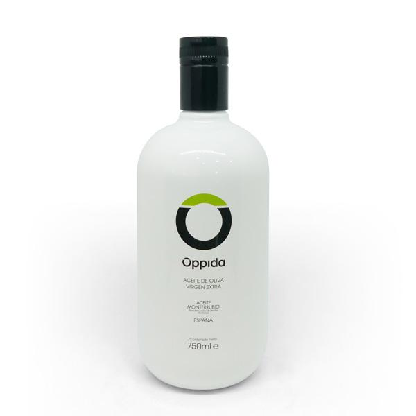 Aceite de Oliva Virgen Extra (AOVE) Oppida D.O.P. Aceite Monterrubio