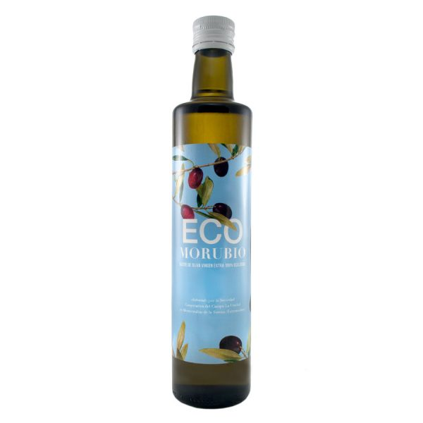 "Comprar Aceite de Oliva Virgen Extra Ecológico Gourmet ""ECOMorubio 500ml"""