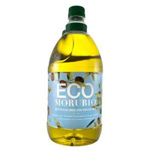 "Comprar Aceite de Oliva Virgen Extra Ecológico ""ECOMorubio 2L"" Gourmet"