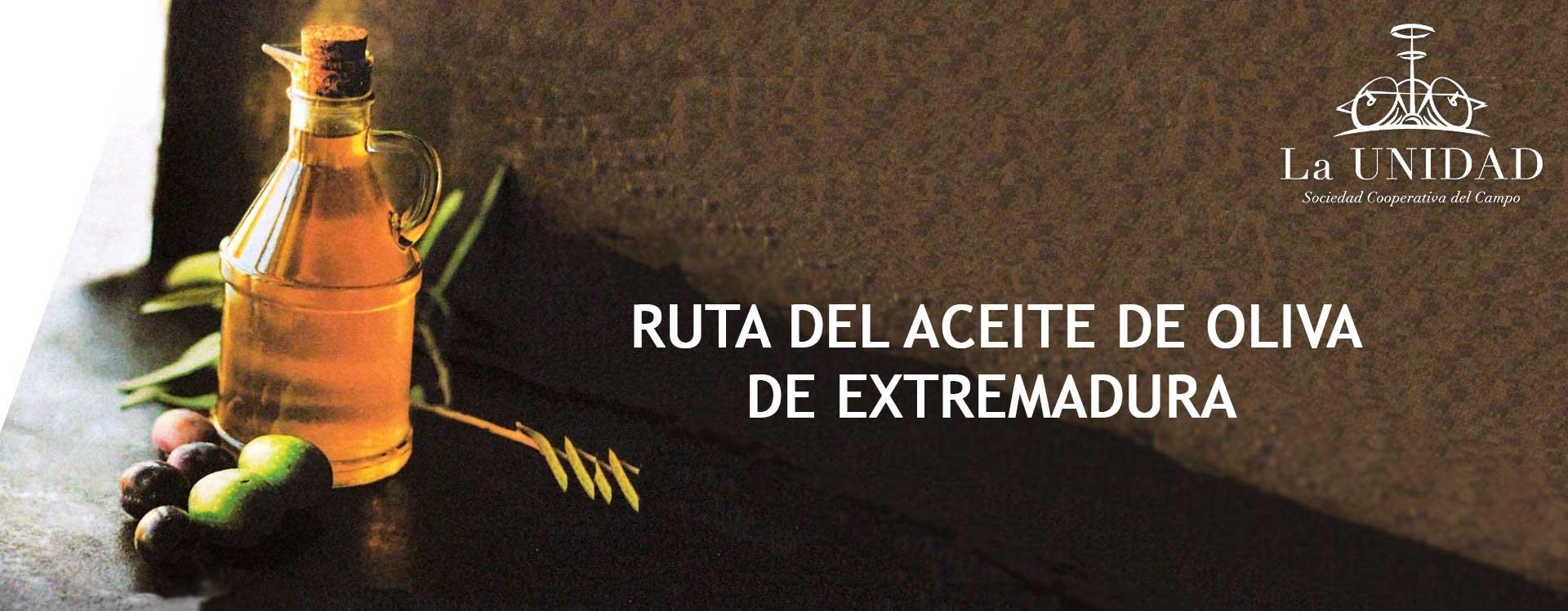 Ruta del Aceite de Oliva De Extremadura