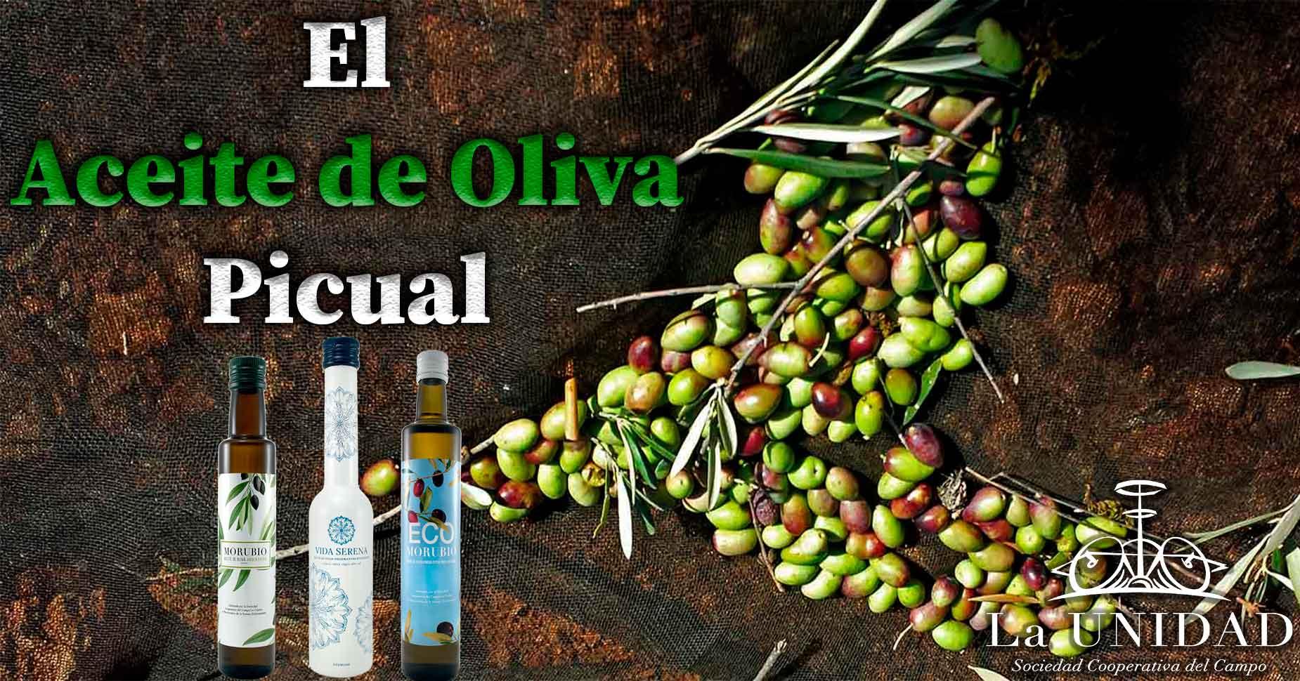 Aceite de Oliva Picual