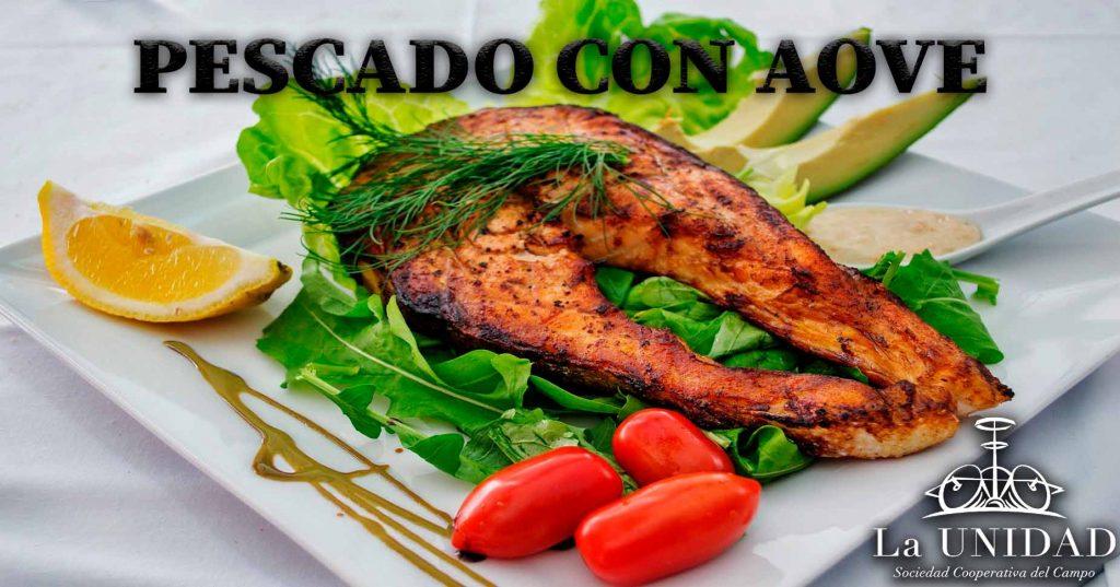 Receta de pescado con Aceite de oliva