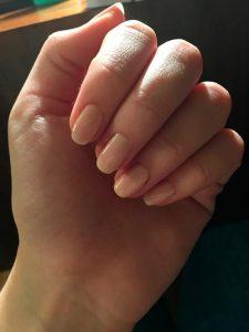Cuidado uñas AOVE