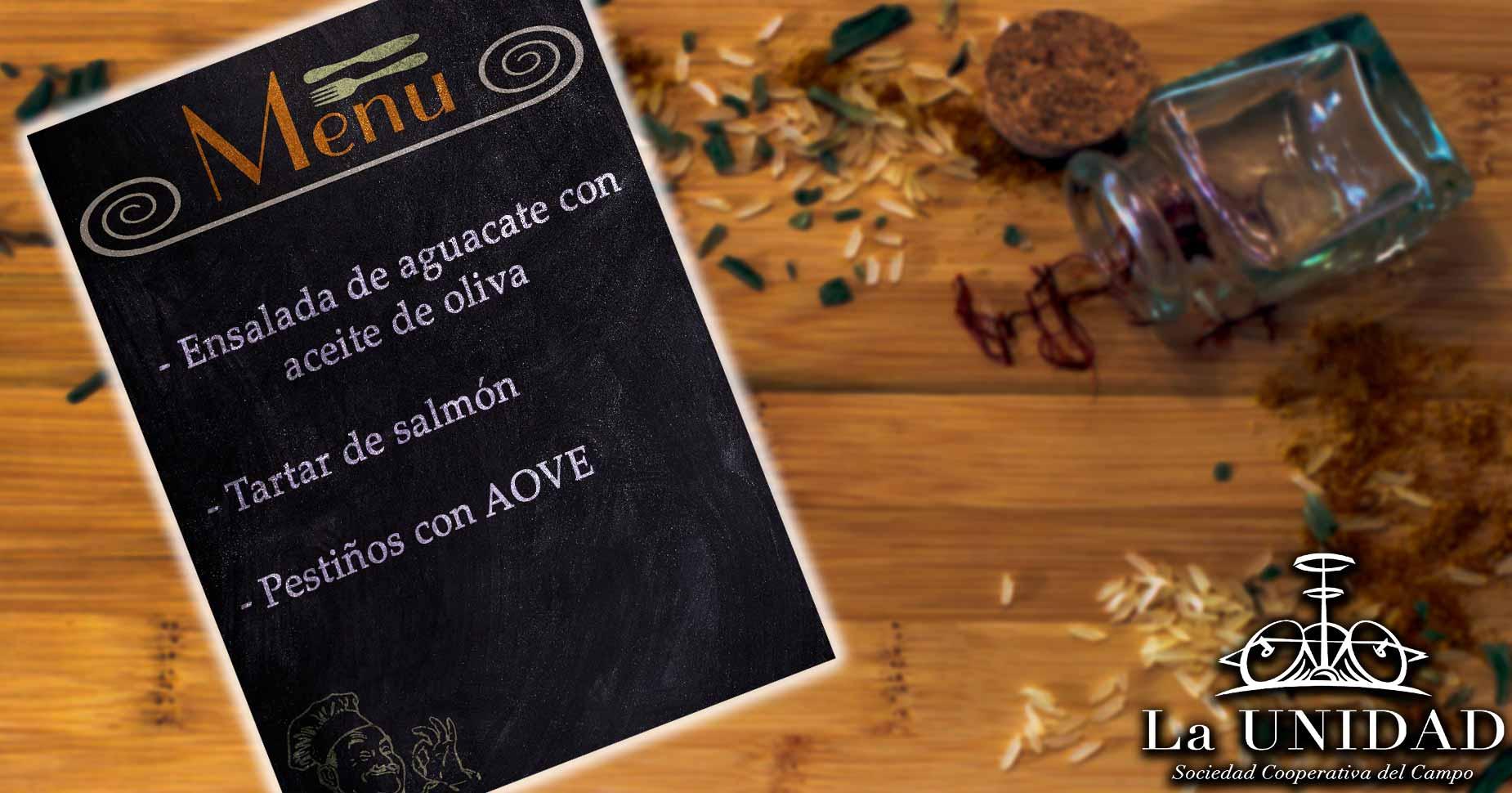 Recetas de Aceite de Oliva