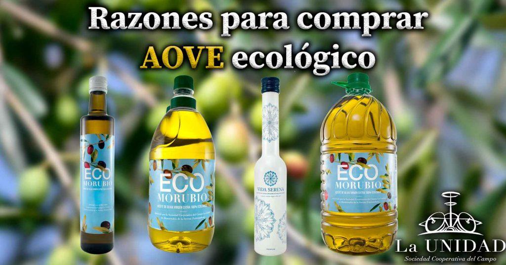 Aceite ecologico