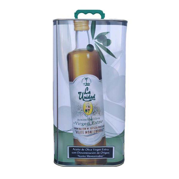 Comprar aceite de oliva virgen extra en lata 5l