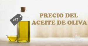 Precio del aceite de oliva